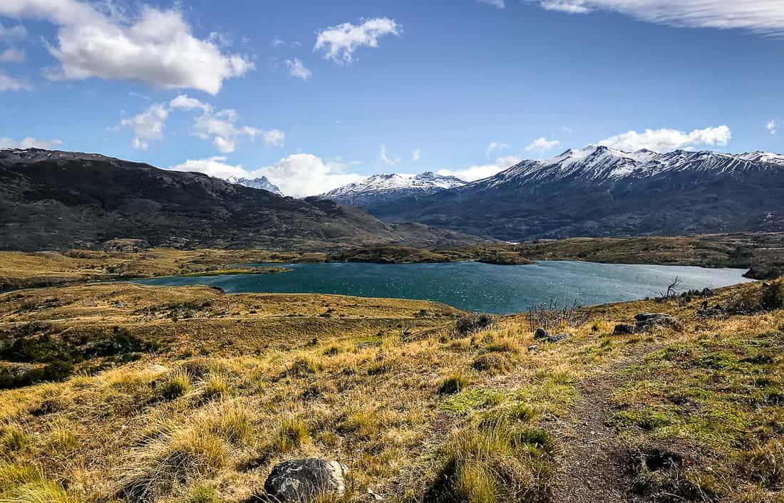 Day Hikes in Torres del Paine: Laguna Cebolla