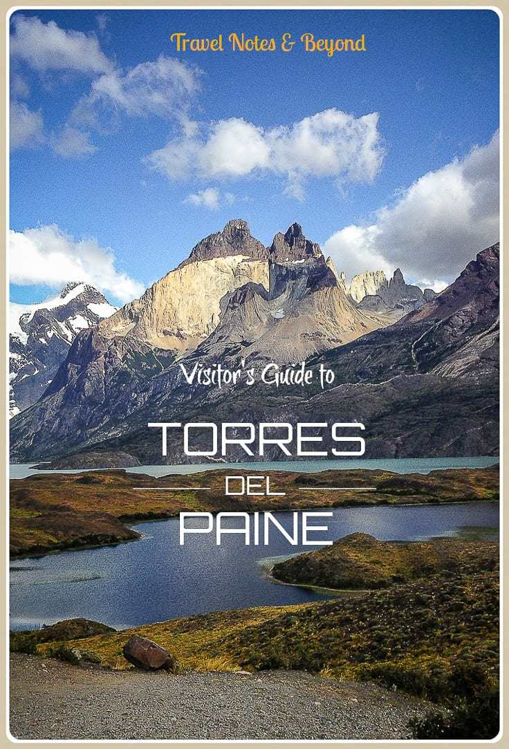 How to get to Torres del Paine pin