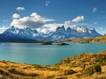 Day hikes in Torres del Paine