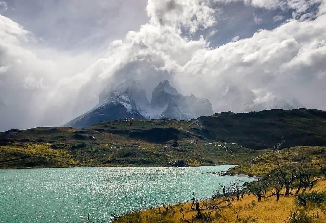 Hiking in Patagonia - Los Cuernos