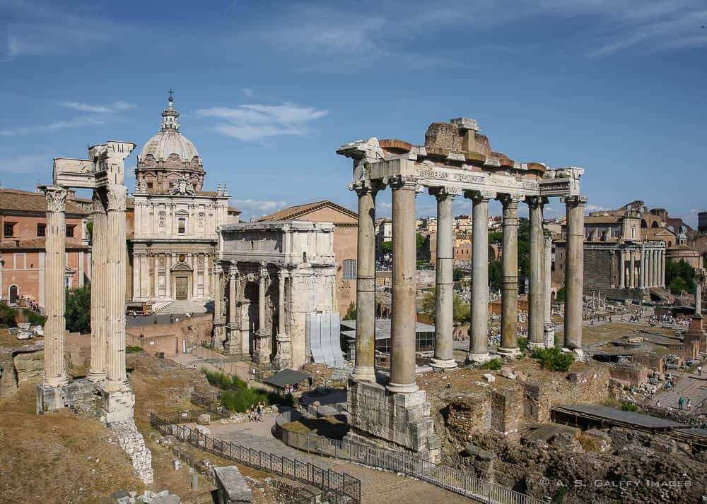 Rome historic Center - best area to stay in Rome