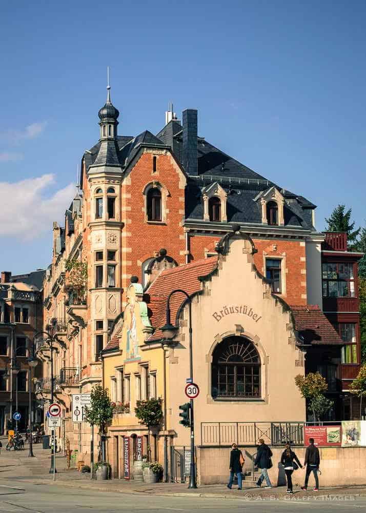 Things to do in Neustadt Dresden