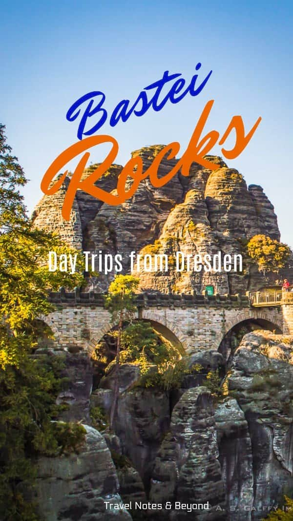 Bastei Rocks