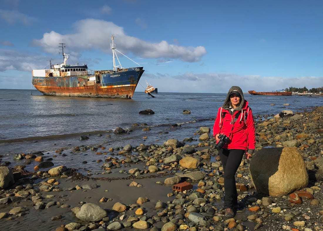 Visiting the Shipwrecks in Punta Arenas