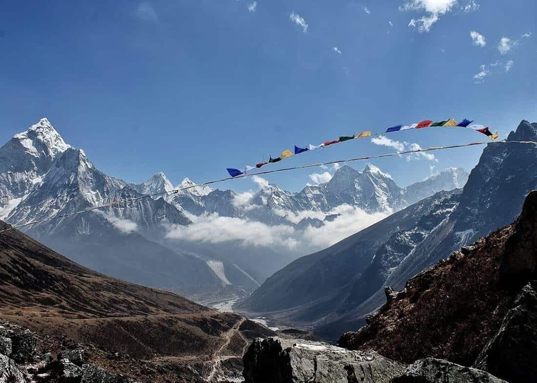 Everest base camp/ Asia