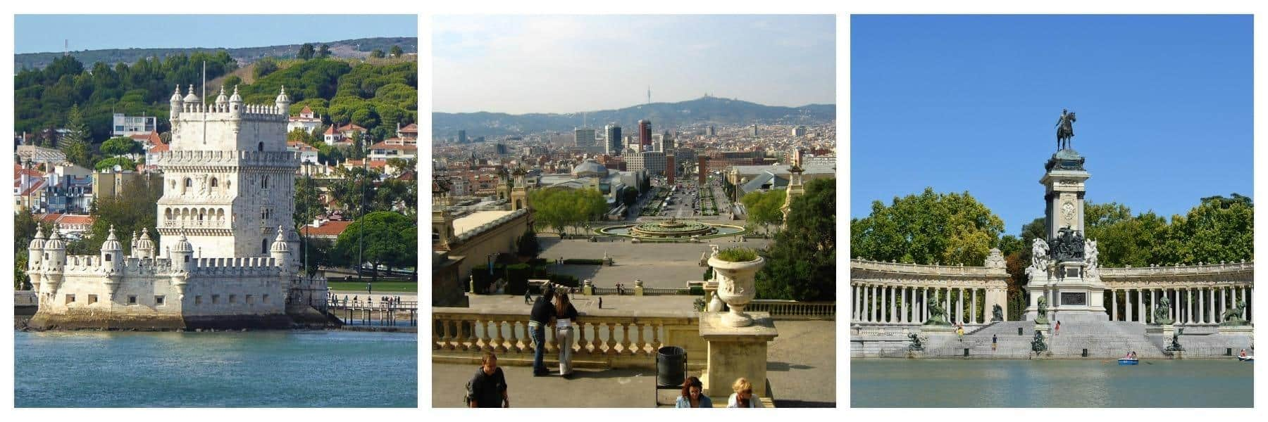 Two weeks in Europe itinerary idea