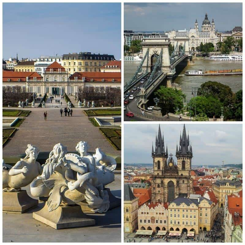 Central Europe 2 weeks Itinerary