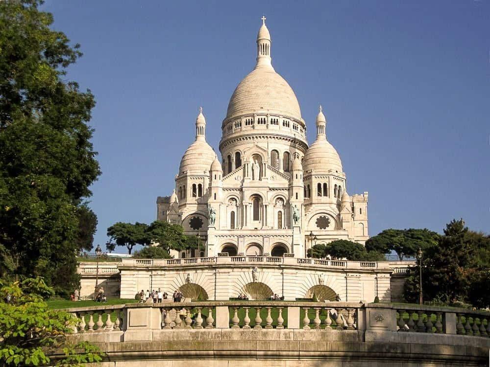 3 day Paris itinerary - Sacré Coeur