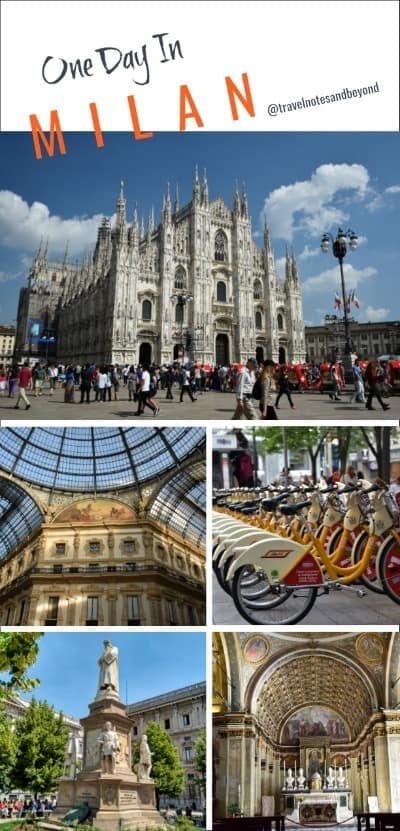 One Day in Milan