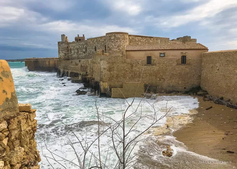 Castello Maniace on Ortigia Island