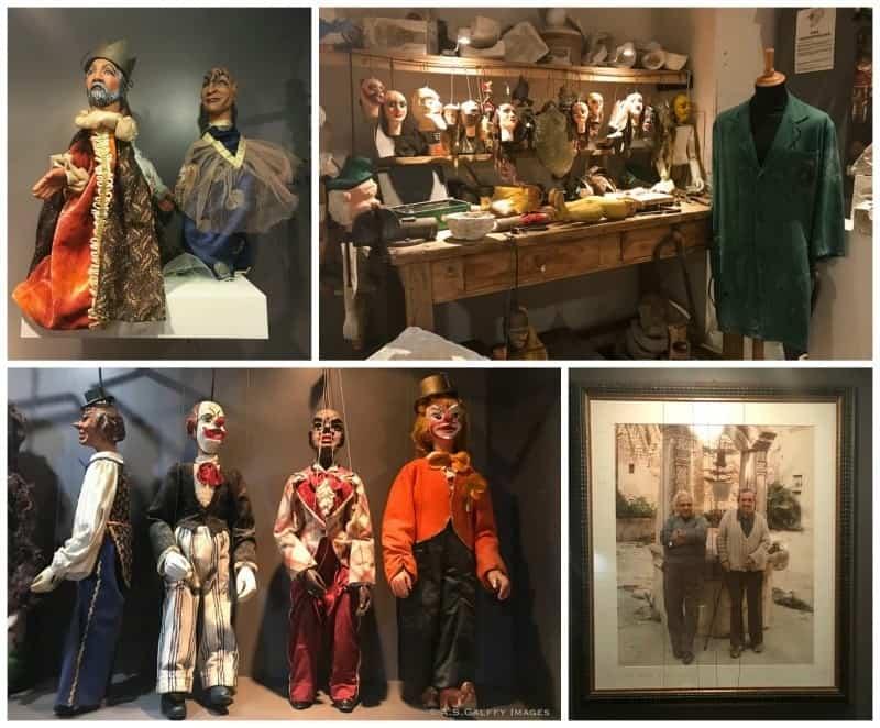 Puppets Museum in Ortigia