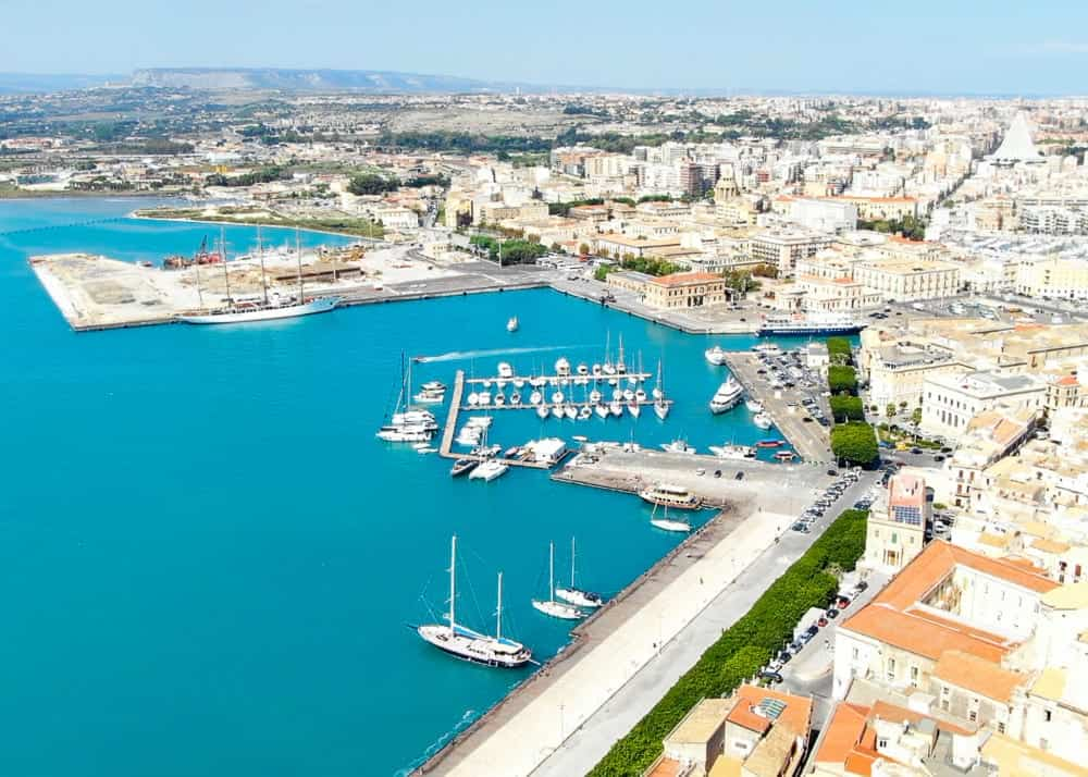 Ortygia Island, Sicily