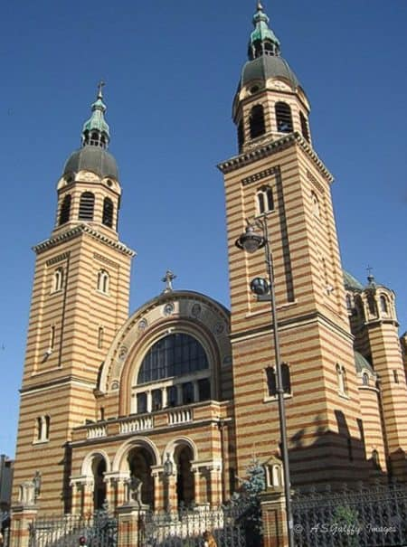 Things to do in Sibiu: visiting the Orthodox Cathedral