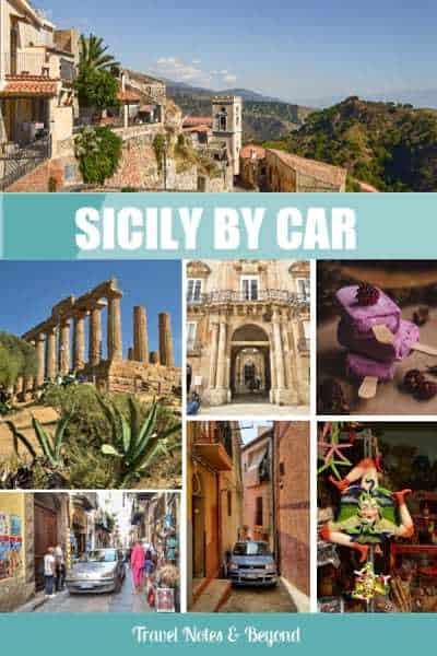 Visiting Sicily by car