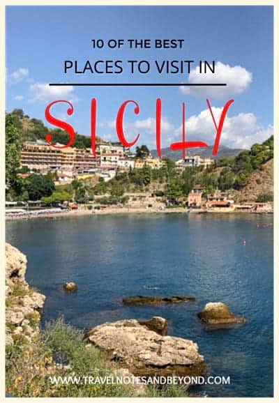 Best towns in Sicily