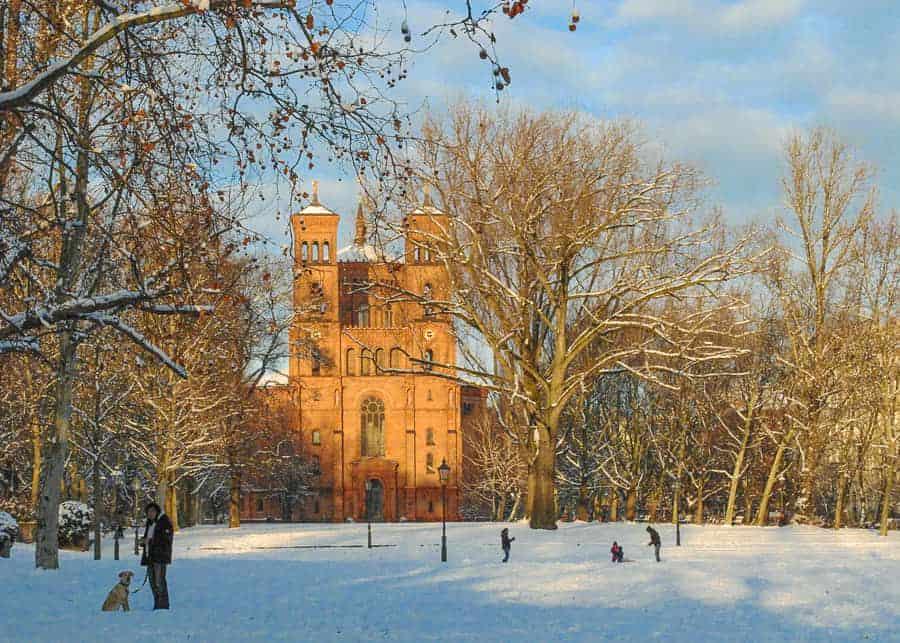 Berlin - best European Cities to visit in December