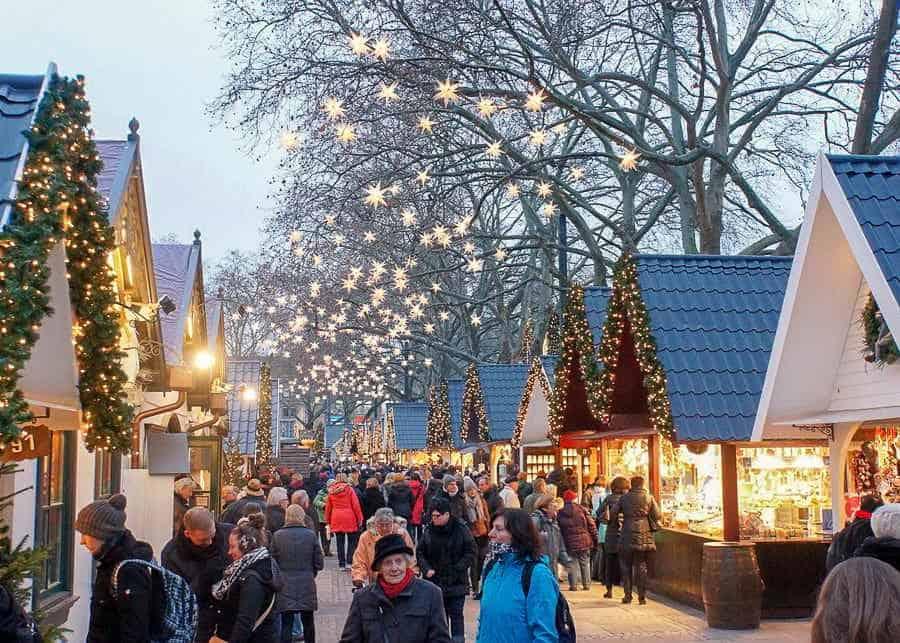 Dresden in December