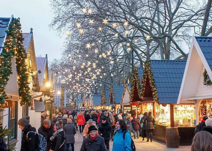 Dresden Christmas Market, best European cities to visit in December
