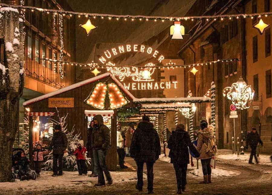 Nuremberg, best European cities to visit in December
