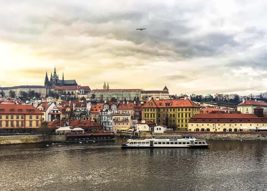 Prague - best European Cities to visit in December