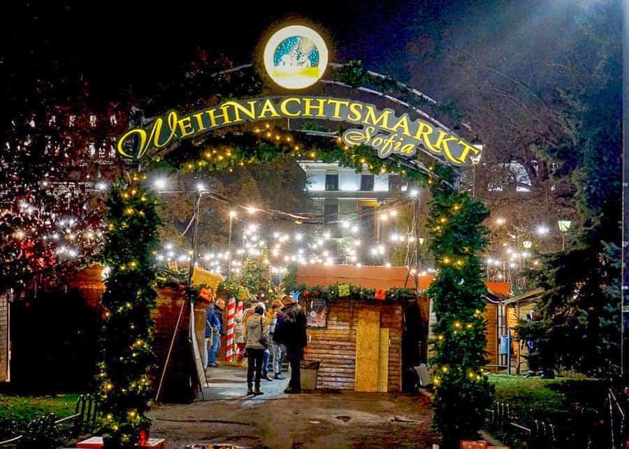 Sofia - best European Cities to visit in December