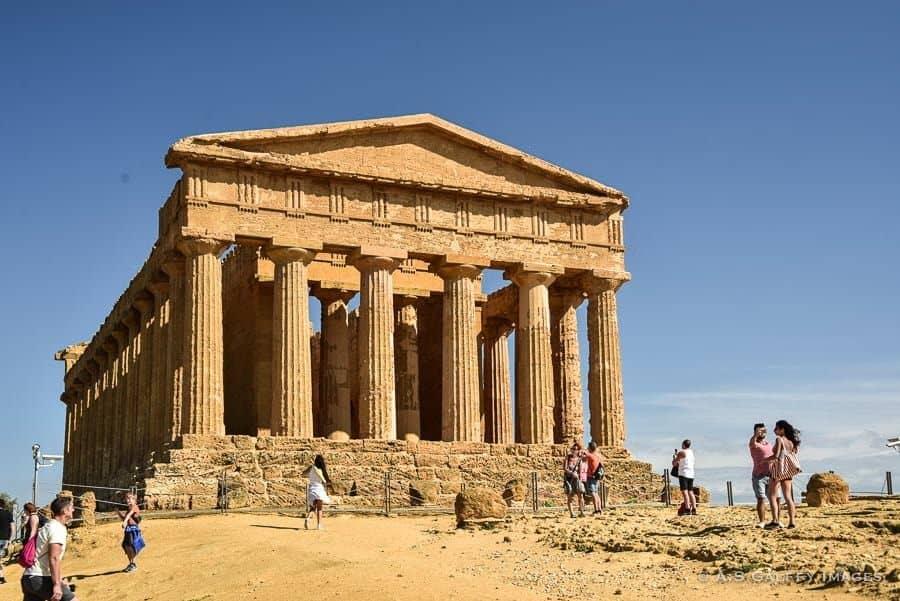 Temple of Concordia - Europe bucket list