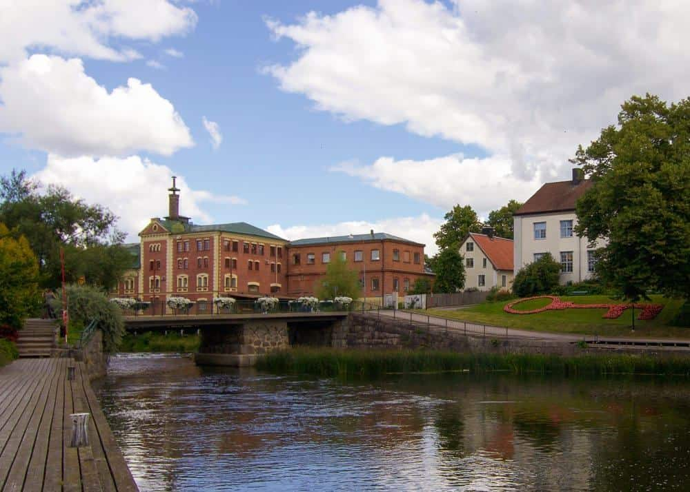 Nykoping - a perfect day trip from Stockholm