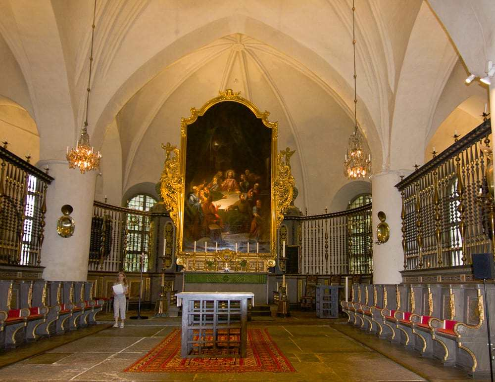 St. Nicolai Church - day trips from stockholm