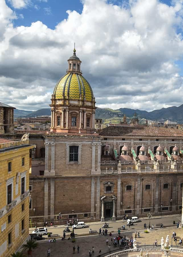 Things to do in Palermo: visiting the Church of San Giuseppe