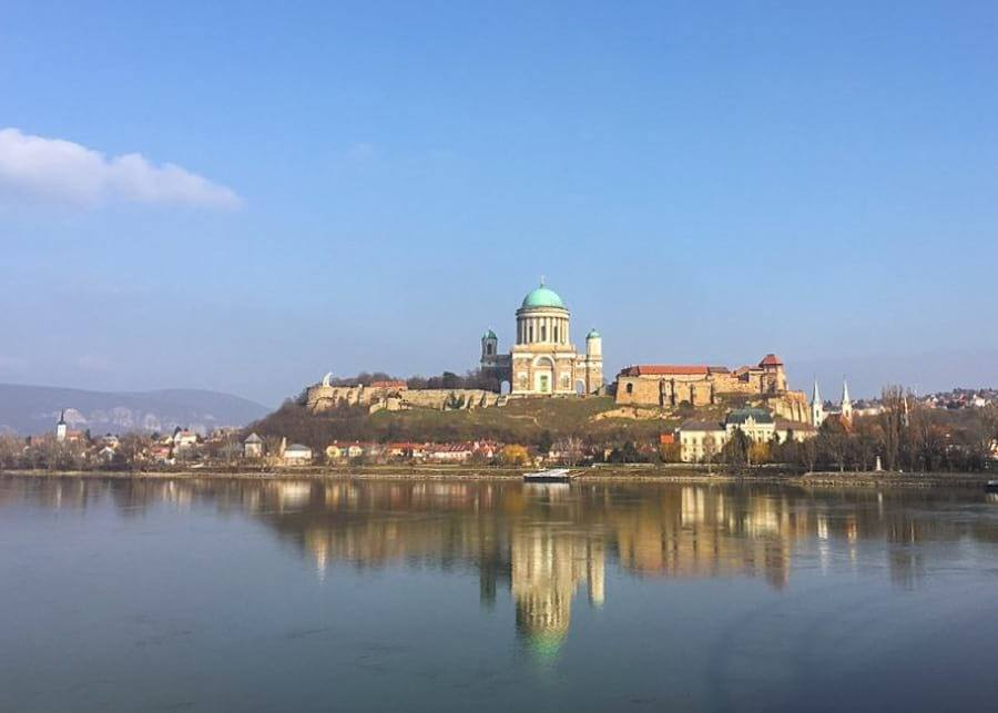 View of Esztergom Basilica