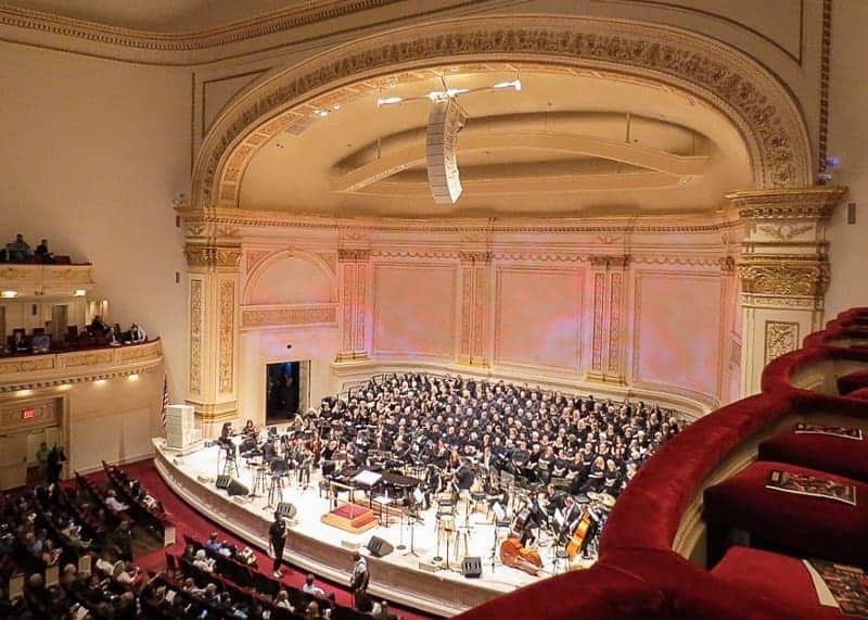 Carnegie Concert Hall