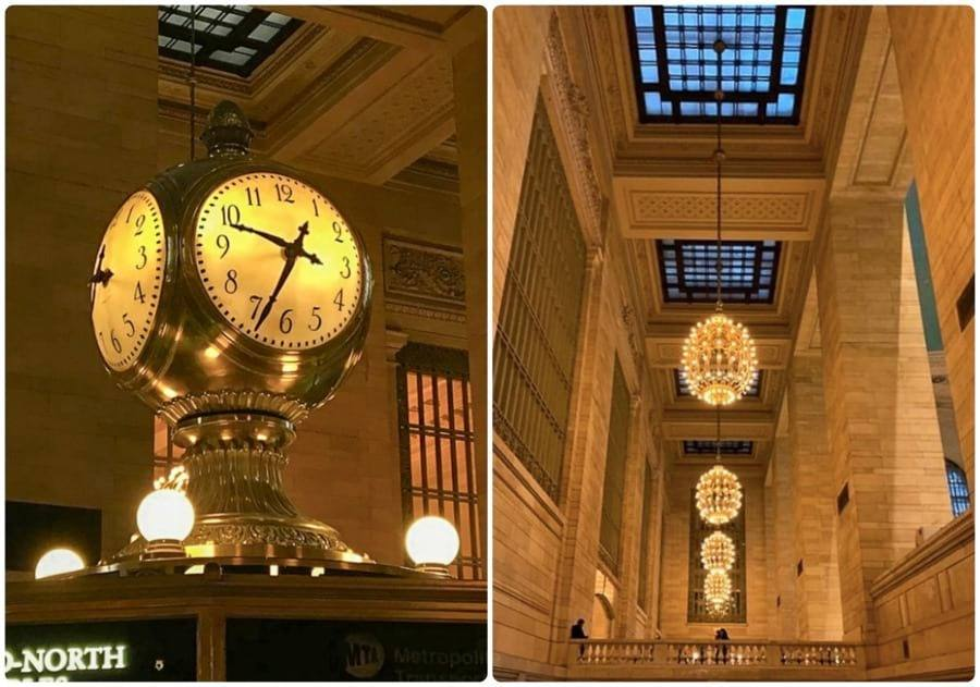 Grand Central Terminal - 4 days New York itinerary