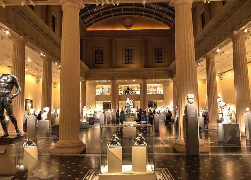 Met. Museum of Art - 4 days in New York