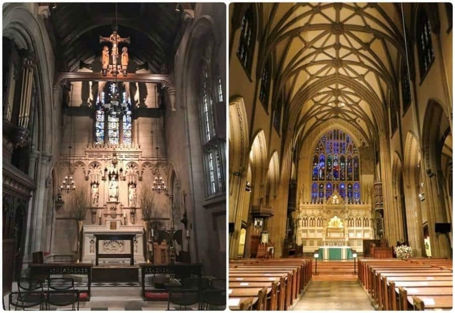 Trinity Church in New York – Four Days in New York