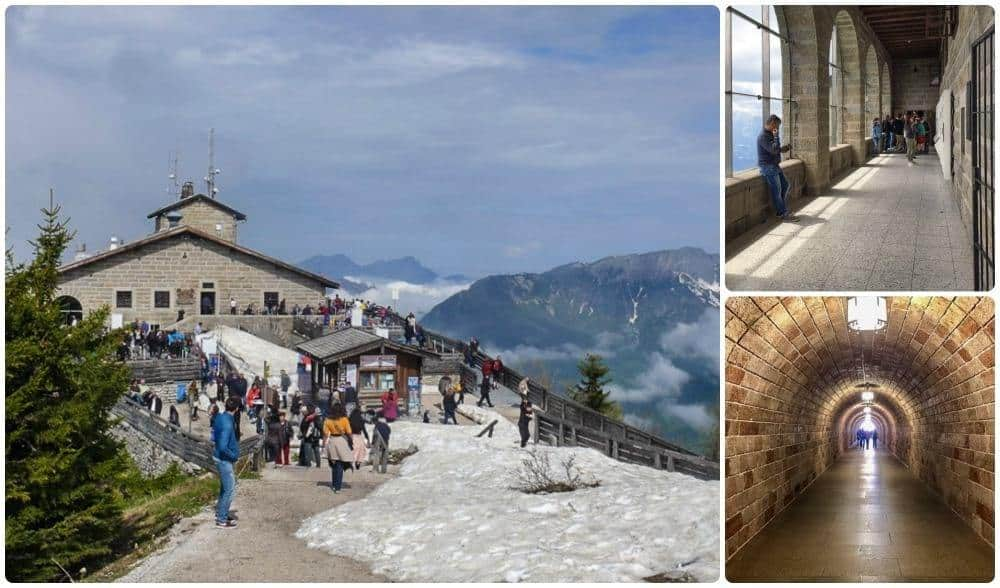 Day trip from Salzburg to Hitler's Eagle Nest