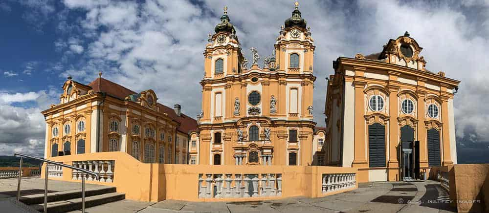 Day trip to Melk from Salzburg