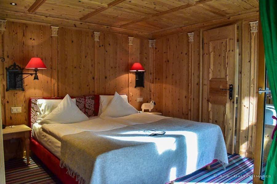 Room at Hotel Julen in Zermatt