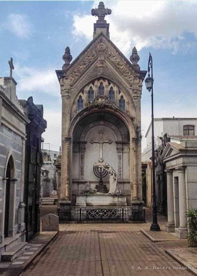 Dorrego-Ortiz Basualdo Mausoleum