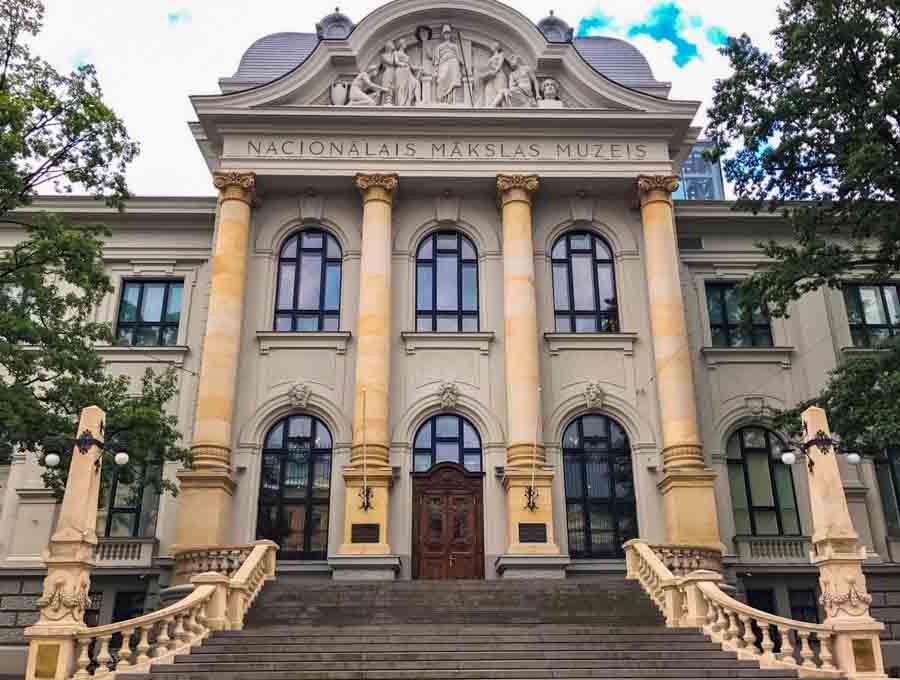 Latvian Museum of Art