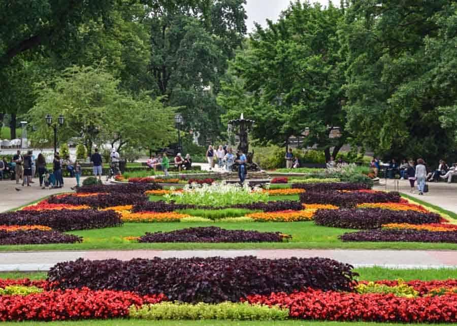 Bastejkalns Park
