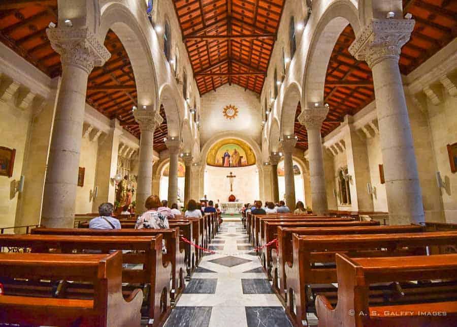 Church of St. Joseph in Israel