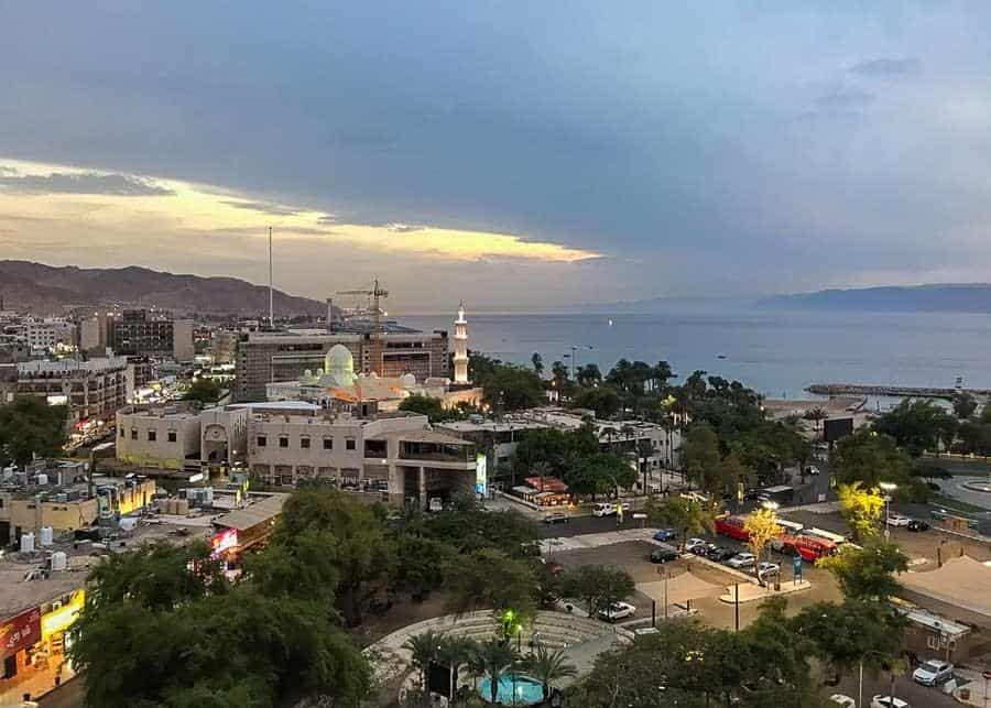 Aqaba - Places to visit in Jordan