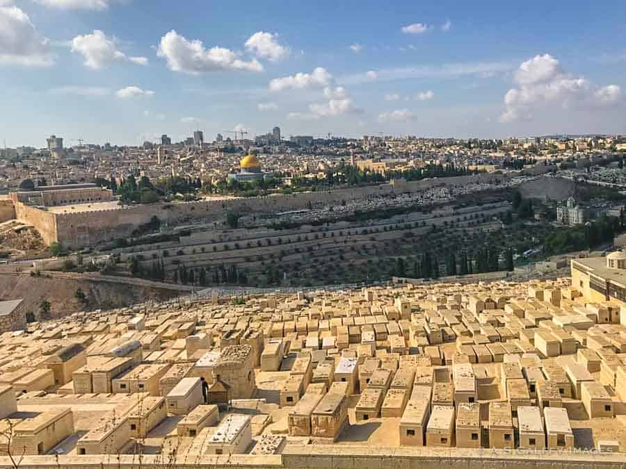 Places to Visit in Jerusalem - the Mount of Olives