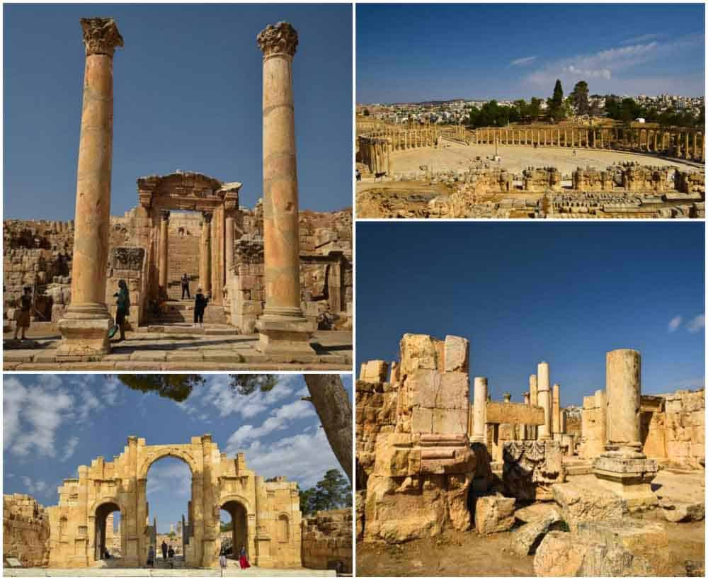 Images from Jerash