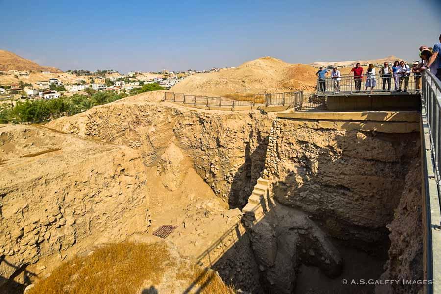 Israel itinerary - Jericho