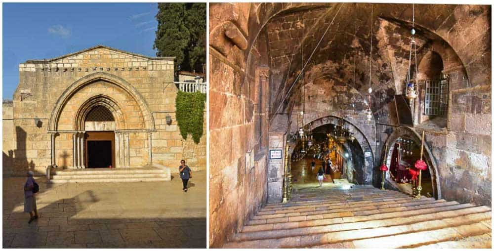 Places to visit in Jerusalem: Mary's Tomb