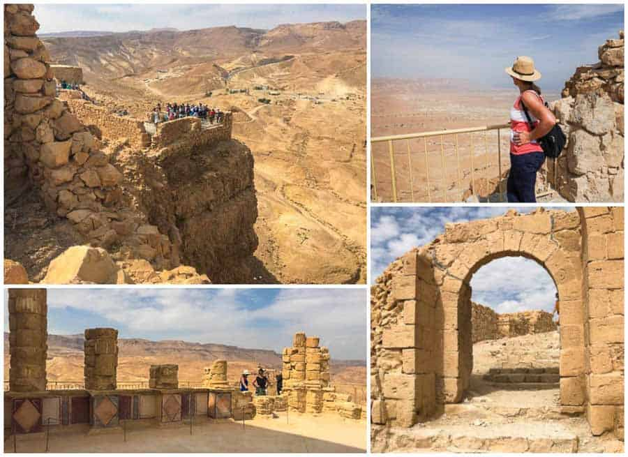 Israel Itinerary - Masada