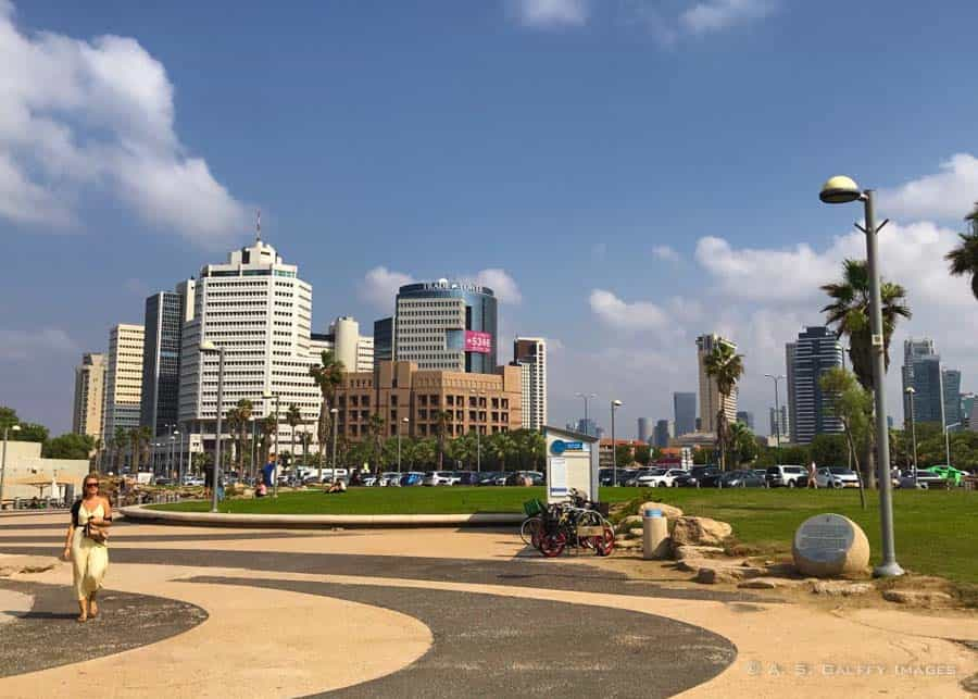 Tel Aviv, places to visit in Israel