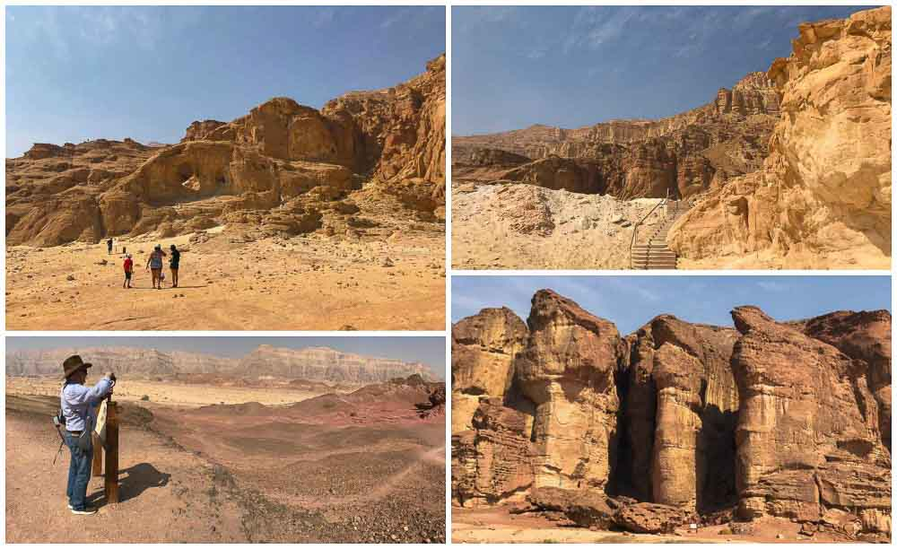 Timna Park, one of the best places to visit in Israel