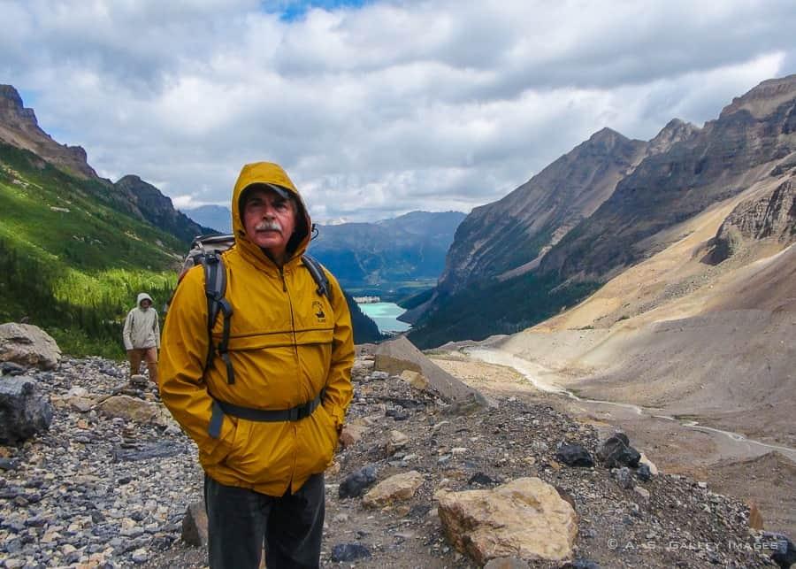 Banff in August